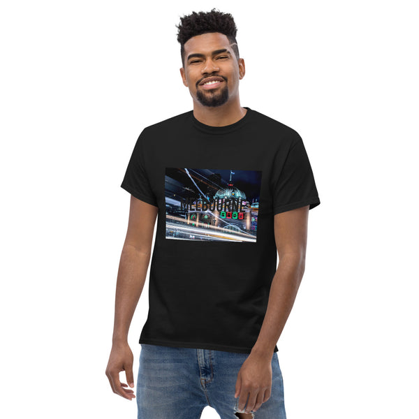 Melbourne Men's Heavy tee