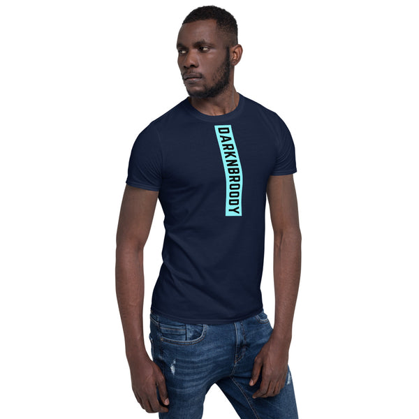 Blue Stripe Unisex T-Shirt (NightOwl)
