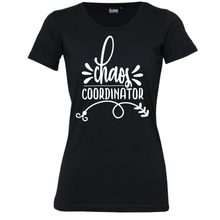 Load image into Gallery viewer, Chaos Coordinator - Woman's T-Shirt Wedding