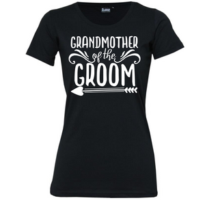 Grandmother/Great Grandmother of the Bride/Groom - Woman's T-Shirt Wedding