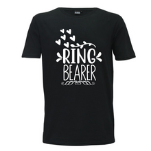 Load image into Gallery viewer, Ring Bearer - Kids/ Boys T-Shirt Wedding