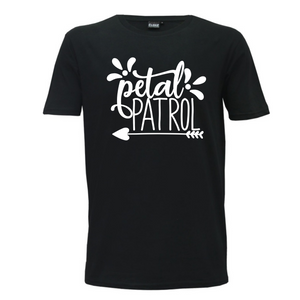 Petal Patrol - Kids/ Boys T-Shirt Wedding