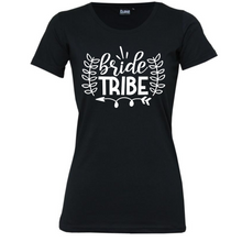 Load image into Gallery viewer, Bride Tribe - Woman's T-Shirt Wedding