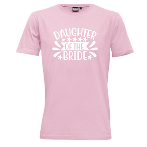 Daughter Of The Bride - Kids  T-Shirt Wedding