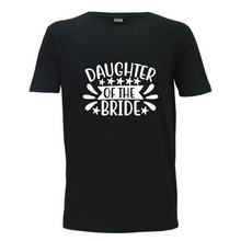 Load image into Gallery viewer, Daughter Of The Bride - Kids  T-Shirt Wedding