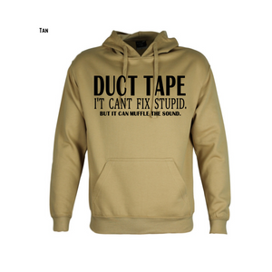 Cant Fix Stupid Unisex Hoodie