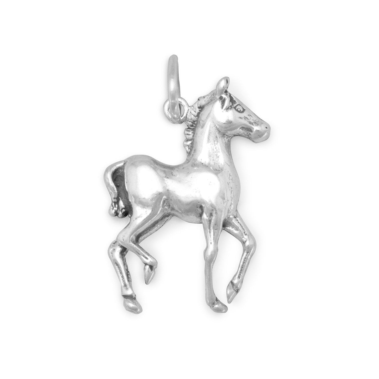 Prancing Horse Charm