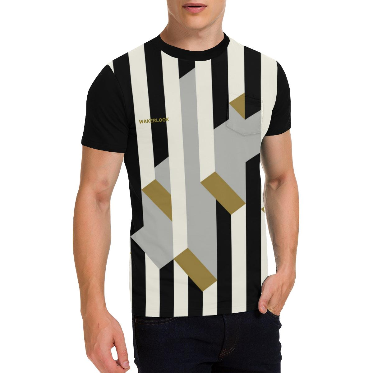 Fashion Design Men's All Over Print T-shirt