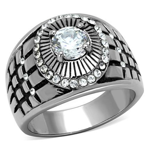 mens ring with diamond