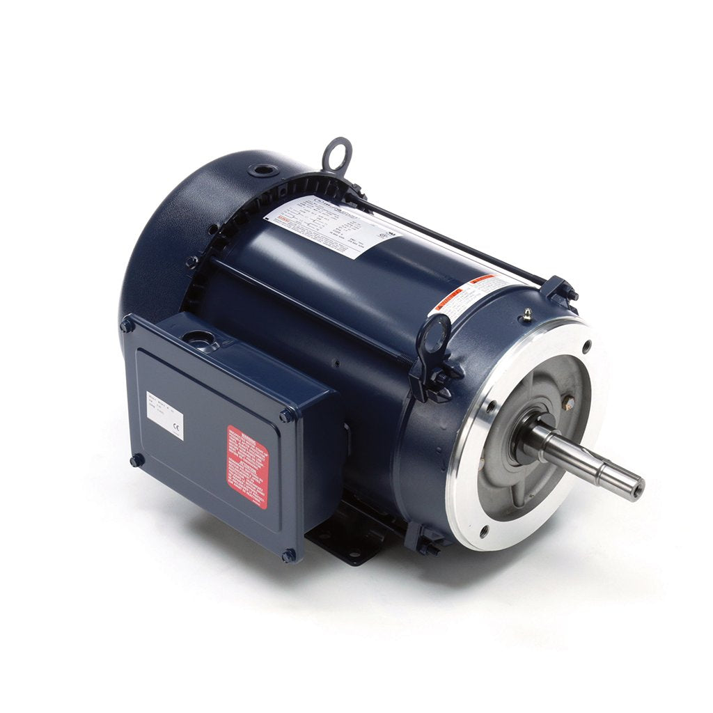 Shop Close-Coupled Pump Motors