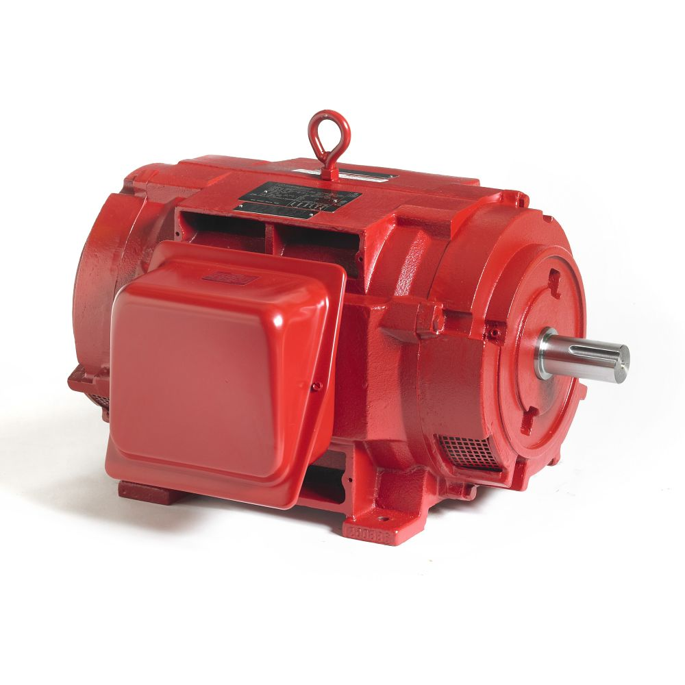 Shop Fire Pump Motors