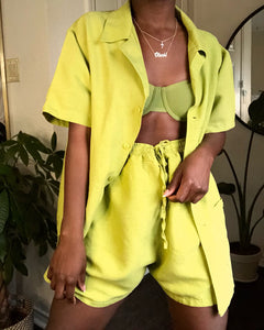 avocado two-piece set