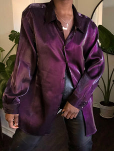 amethyst button up