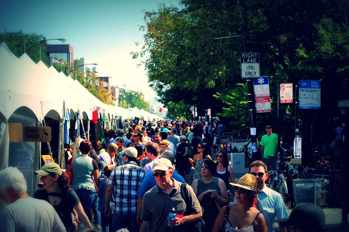 Renegade Craft Fair Recap