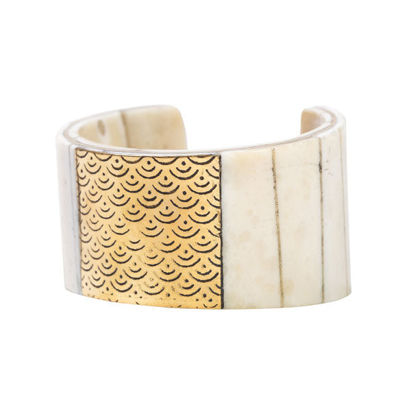 Natalia Cuff - Bone and Brass