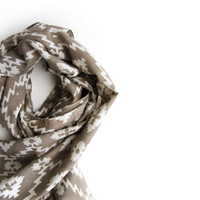 Load image into Gallery viewer, Silky Aztec Scarf