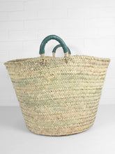 Load image into Gallery viewer, Marrakech Woven Storage Basket - Sage