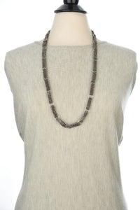Speakeasy Beaded Link Necklace