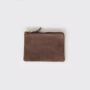 Shuka Handmade Leather Coin Purse