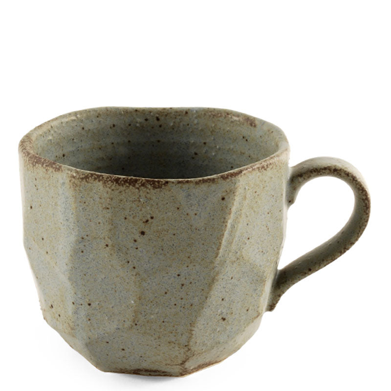 Ishi Coffee Mug - Weathered Blue