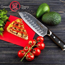 Grand Sharp 5 inch Santoku Knife