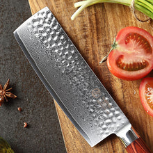Yarenh 6.5 Inch Nakiri Vegetable Knife