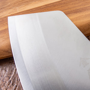 Shuoji 7 inch Cleaver with Rosewood Handle