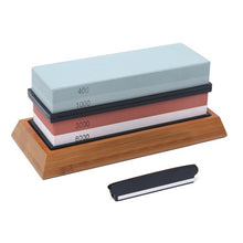 Sharpening Stone Set - 400/1000 and 3000/8000 Grit