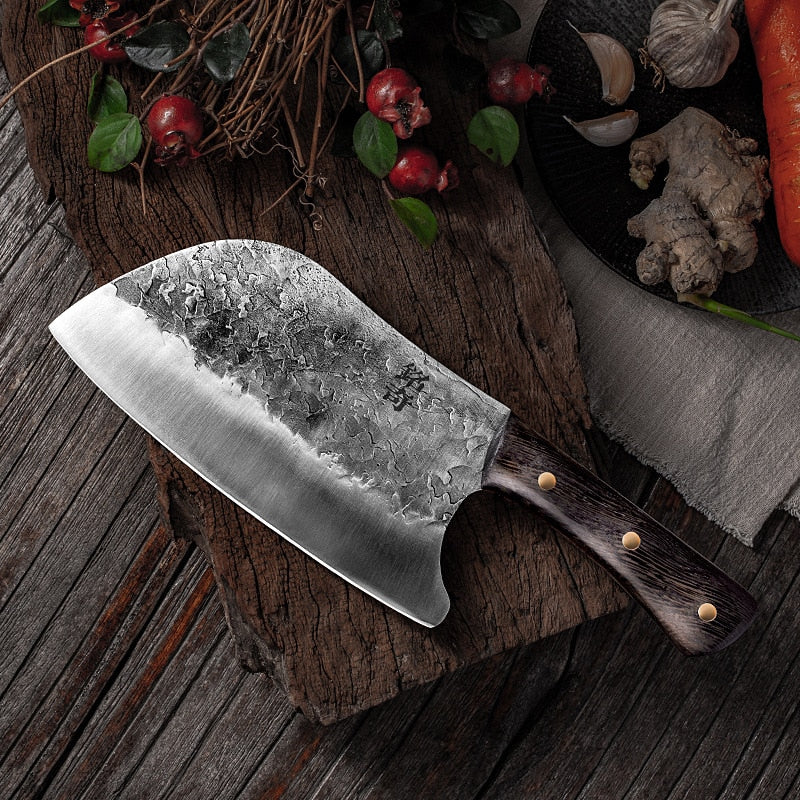 Chun 8 inch Traditional Cleaver