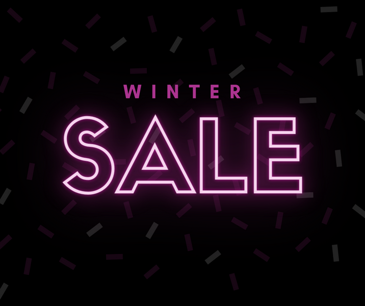 Winter Sale Time