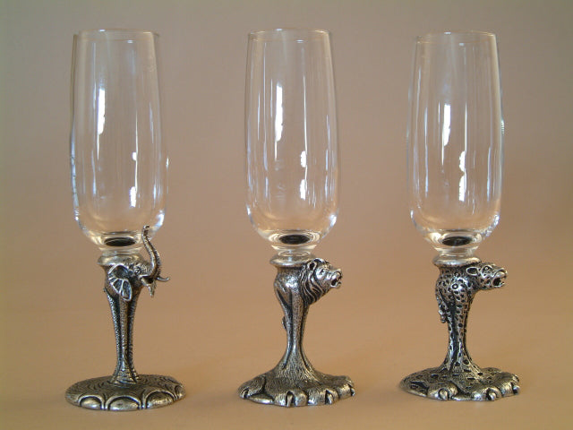 Stemmed Champagne Glass
