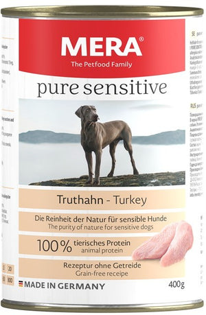 Mera Dog Pure Sensitiv Truthahn