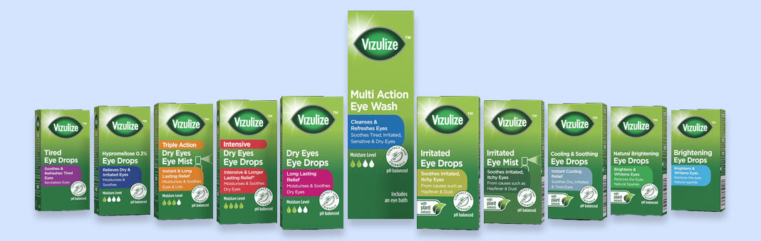 Vizulize Dry Eyes   Side Effects - What You Need To Know