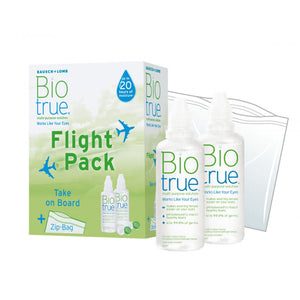 Load image into Gallery viewer, Biotrue Solution Flight Pack