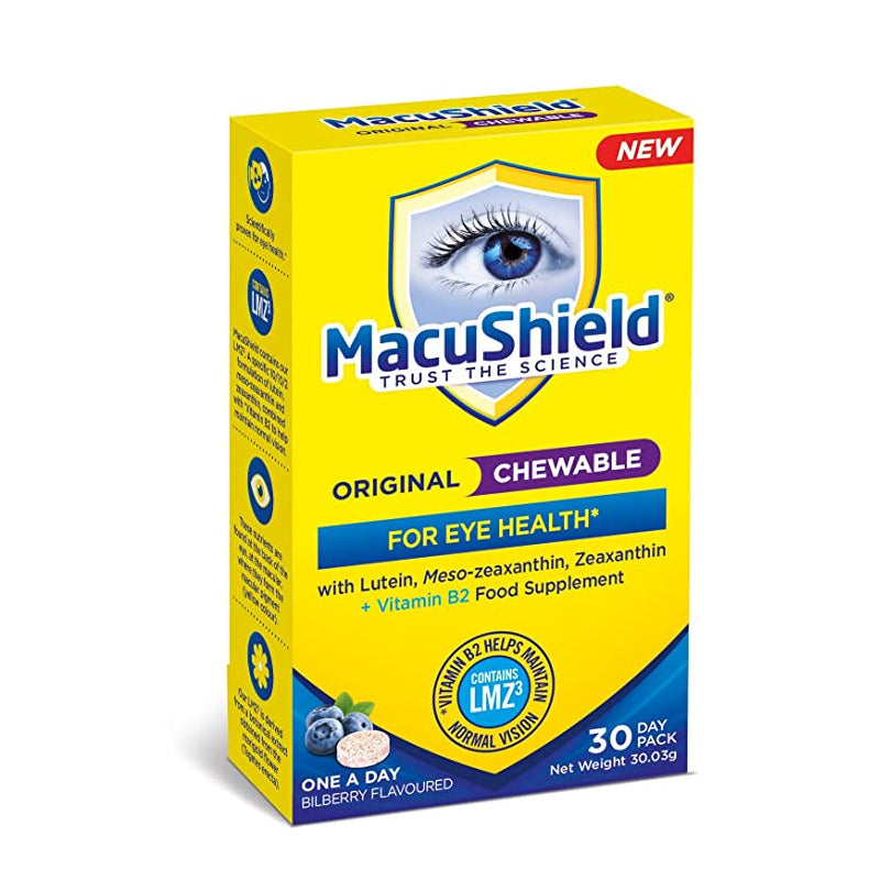 MacuShield Original Chewable