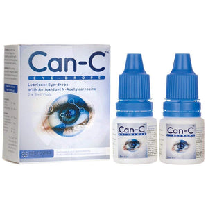 Load image into Gallery viewer, Can C Eye Drops (2 x 5ml)