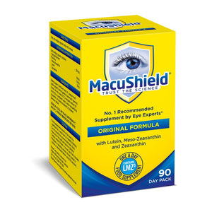 Load image into Gallery viewer, MacuShield (90 Capsules)