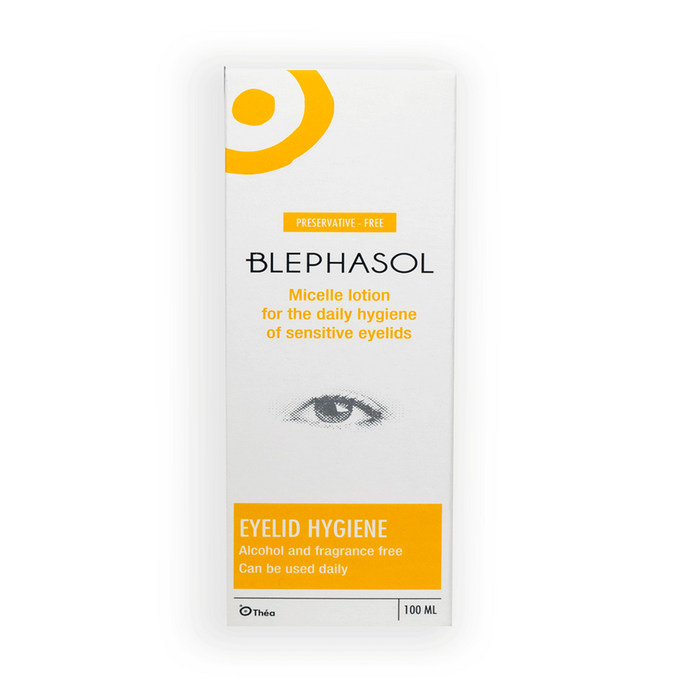 Load image into Gallery viewer, Blephasol (100ml Lotion)