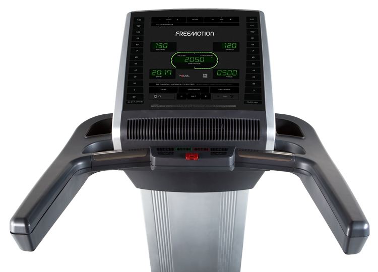 INTERVAL REFLEX™ TREADMILL t10.9