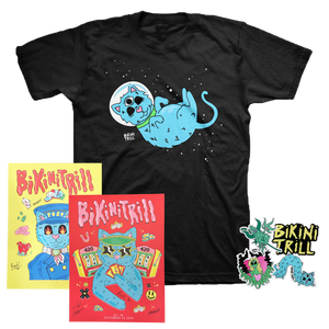 Space Cat Tee Bundle