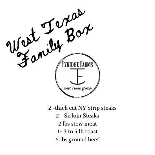 West Texas Family Box