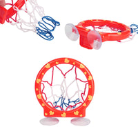 Bathroom Toys Basketball Hoop with 3 Balls