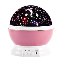Projector Luminous Toys Romantic Starry Sky LED Night Light