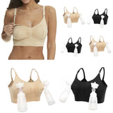 Hands Free Breast Pumping Bra