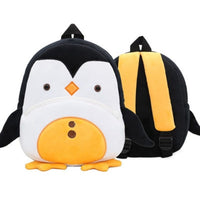 3D Cartoon Plush Children Backpack
