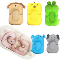 Baby Air Cushion Bath Pad Non-Slip Mat (Animal)