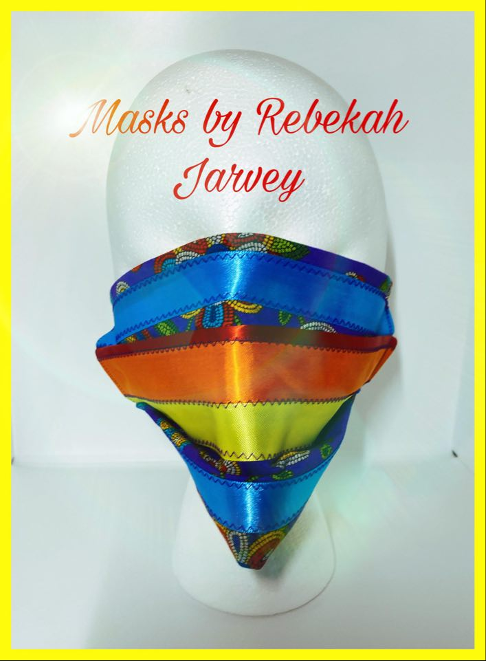 Ribbon Mask
