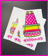 Load image into Gallery viewer, #ribbondrip Stickers