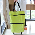 ECO-FRIENDLY EXPANDABLE TROLLEY BAG