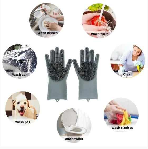 MULTIPURPOSE CLEANING GLOVES